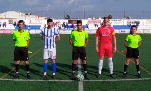 Ganar de nuevo en casa, el reto del Bollullos en su duelo de este domingo ante el Torreblanca. / Foto: @bollulloscf1933.
