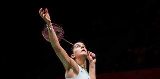 Carolina Marín volvió a mostrarse implacable en el Europeo de bádminton en Kiev. / Foto: Badminton Photo.