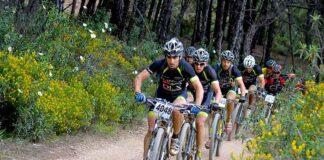 Más de 1.200 inscritos había en la edición de este año de la Huelva Extrema.