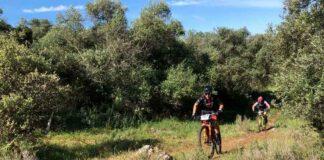 El VII XCO Andévalo Aventura será la tercera cita del Circuito Provincial de la Diputación de Huelva, tras las pruebas de Paterna, y de este domingo en Cartaya. / Foto: Circuito Provincial Diputación de Huelva de XCO.