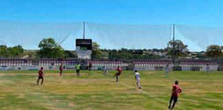 El Cartaya empató sin goles ante el Chiclana y puede ascender el próximo domingo si gana. / Foto: @Chiclana_CF.