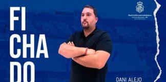El Recre ya tiene director deportivo tras hacer oficial el fichaje de Daniel Alejo. / Foto: @recreoficial.