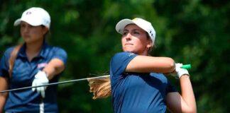 Inmaculada Ortiz está consiguiendo su sueño de labrarse un futuro en el mundo del golf.