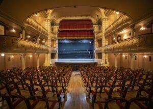 La reforma del Gran Teatro es uno de los grandes acicates en materia cultural