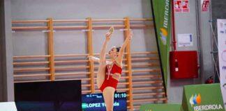 Yolanda López hace doble participando en los torneos de Málaga, de manera presencial, y de la Federación Vasca, éste grabado.