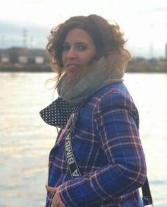 Maria de las Mercedes Delgado Hispano, nuestra protagonista./ Facebook