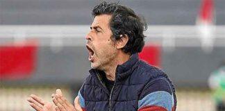 El Recre hace oficial el fichaje de Alberto Gallego como nuevo entrenador. / Foto: www.recreativohuelva.com.