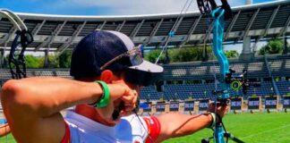 Miguel Ángel Medina demostró en la World Cup 2021 de tiro con arco que está entre los mejores.