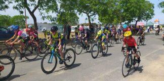 Bollullos de nuevo albergará una prueba del Provincial de Huelva de Escuelas de ciclismo.