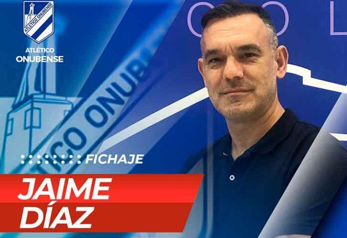 El Recre anuncia el fichaje de Jaime Díaz como técnico del Atlético Onubense. / Foto: @recreoficial.