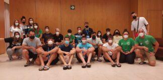Deportista del TSV Judo Huelva se examinarán en Cádiz del cinturón negro primer DAN. / Foto: @JudoHuelva.