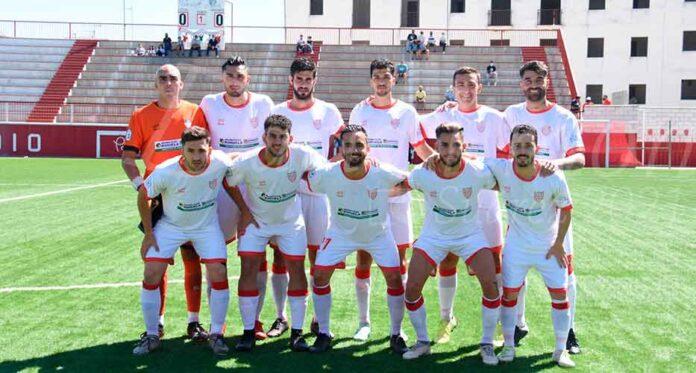 La Palma se despide este domingo de la Tercera División. / Foto: David Limón.