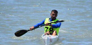 Sobresaliente actuación de Pablo Moreno, que consiguió la medalla de oro en Sénior SS1.