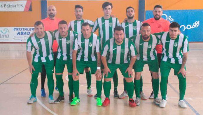 El AD Santa Marta se quedó a las puertas del ascenso a la Tercera División de fútbol sala.