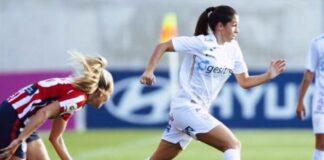 Judith Luzuriaga, primer fichaje que hace oficial el Soorting para la temporada 2021-21.