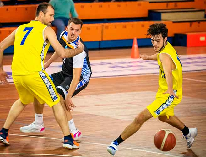 Adri Camino convenció a los técnicos el CDB Enrique Benítez en los ocho partidos que disputó. / Foto: C. Verdier.