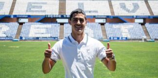 Pedro Pata aseguró en redes sociales que está muy contento por retornar al Recreativo de Huelva. / Foto: www.recreativohuelva.com.