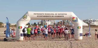 La XXV Carrera Playera 'Con Sonrisa', una prueba con mucha tradición en Ayamonte.