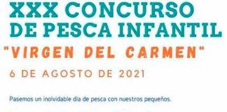 El XXX Concurso de Pesca 'Virgen del Carmen', un clásico del deporte en Punta Umbría.