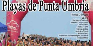 Todo a punto para la disputa este domingo de la Carrera Solidaria 'Playas de Punta Umbría'.