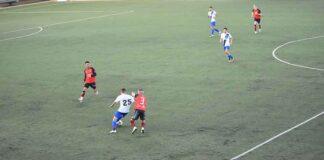 El Recre afronte este domingo en Lepe su quinto partido de pretemporada. / Foto: F. O.