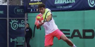 Álvaro López San Martín completa el cartel de la 96ª Copa del Rey de Tenis. / Foto: puntodebreak.com.
