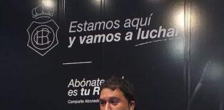 El director deportivo del Recre, Dani Alejo, habló de la pretemporada y de lo que espera que sea la campaña liguera. / Foto: G. N.