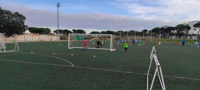 Para el 13 de septiembre está fijado el inicio de las Escuelas Deportivas Municipales en Punta Umbría, si bien la de fútbol ya ha comenzado sus actividades.