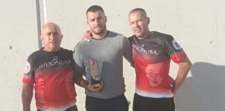 Salas y Brito completaron un excelente Campeonato de España Veterano de Judo en tierras salmantinas.