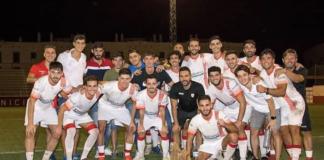 La Palma buscará esta temporada el ascenso a la 3ª RFEF. / Foto: David Limón.