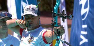 Miguel Ángel Medina competirá en arco compuesto después de brillar en el pasado Campeonato de España.