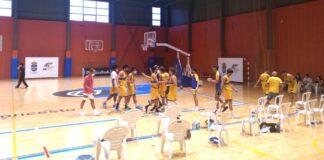 El PMD Aljaraque jugará con el Ciudad de Huelva la segunda semifinal del torneo. / Foto: @PMDAljaraque.