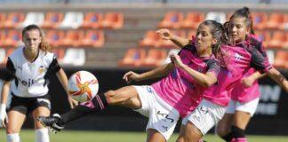El Sporting de Huelva regresa a la competición este domingo recibiendo al Atlético de Madrid. / Foto: www.lfp.es.