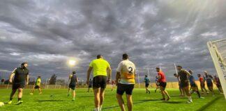 Comienzan los entrenamientos de los equipos base del CR Tartessos.