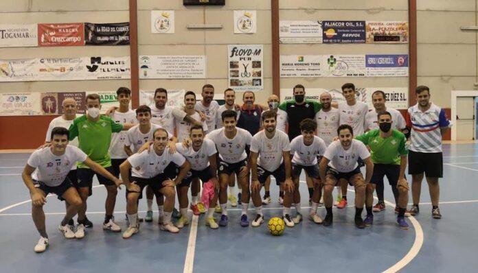 El Villalba FS quiere repetir una temporada tranquila y asegurar la permanencia en la primera fase. / Foto: @CDVillalbaFS.