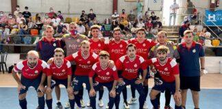 El Villalba FS pudo amarrar un punto ante el Benalup en un partido que perdía 1-3.