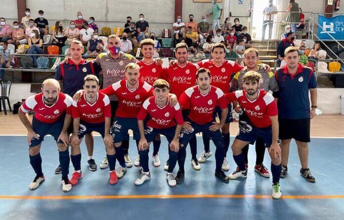 El CD Villalba FS recibe este domingo al Tres Calles con la clara idea de vencer.