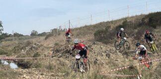 Volvió tras el verano el Circuito Diputación de Huelva de BTT XCO 2021 con una prueba que contó con más de 200 participantes. / Foto: Circuito Diputación de Huelva de BTT XCO 2021.