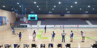El CB La Palma debuta en casa en la LNF1 de baloncesto este sábado ante el CB Gades. / Foto: @CBLaPalma95.