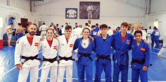 Exigentes citas competitivas para el Huelva TSV Judo durante este fin de semana. / Foto: @JudoHuelva1.