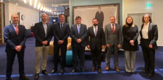 El Comité Organizador del Mundial de Bádminton Huelva '2021 ha presentado la cita mundialista en las BWF Thomas y Uber Cup Finals de Dinamarca.