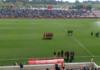 La afición del Recre tendrá la oportunidad de realizar otro desplazamiento masivo a la Ciudad Deportiva del Sevilla. / Foto: @recreoficial.